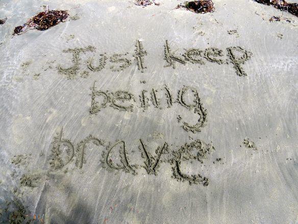beachwriting_brave