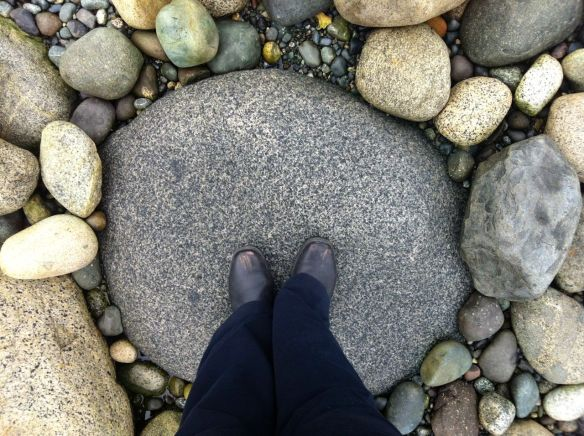 feetonrocks