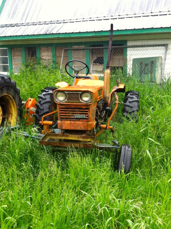 tractorface