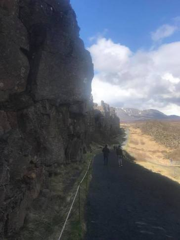 Mid-Atlantic Rift, site of Þingvellir, the first and oldest parliament